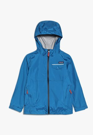 BOYS TORRENSHELL JACKET - Hardshellová bunda - balkan blue