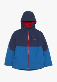 Patagonia - BOYS EVERYDAY - Outdoorová bunda - balkan blue - 0