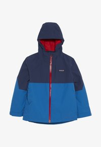 Patagonia - BOYS EVERYDAY - Outdoorová bunda - balkan blue - 3