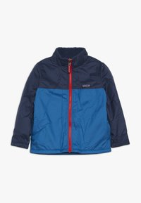 Patagonia - BOYS EVERYDAY - Outdoorová bunda - balkan blue - 2
