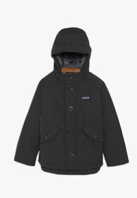 Patagonia - BOYS INSULATED ISTHMUS - Winter jacket - ink black - 0