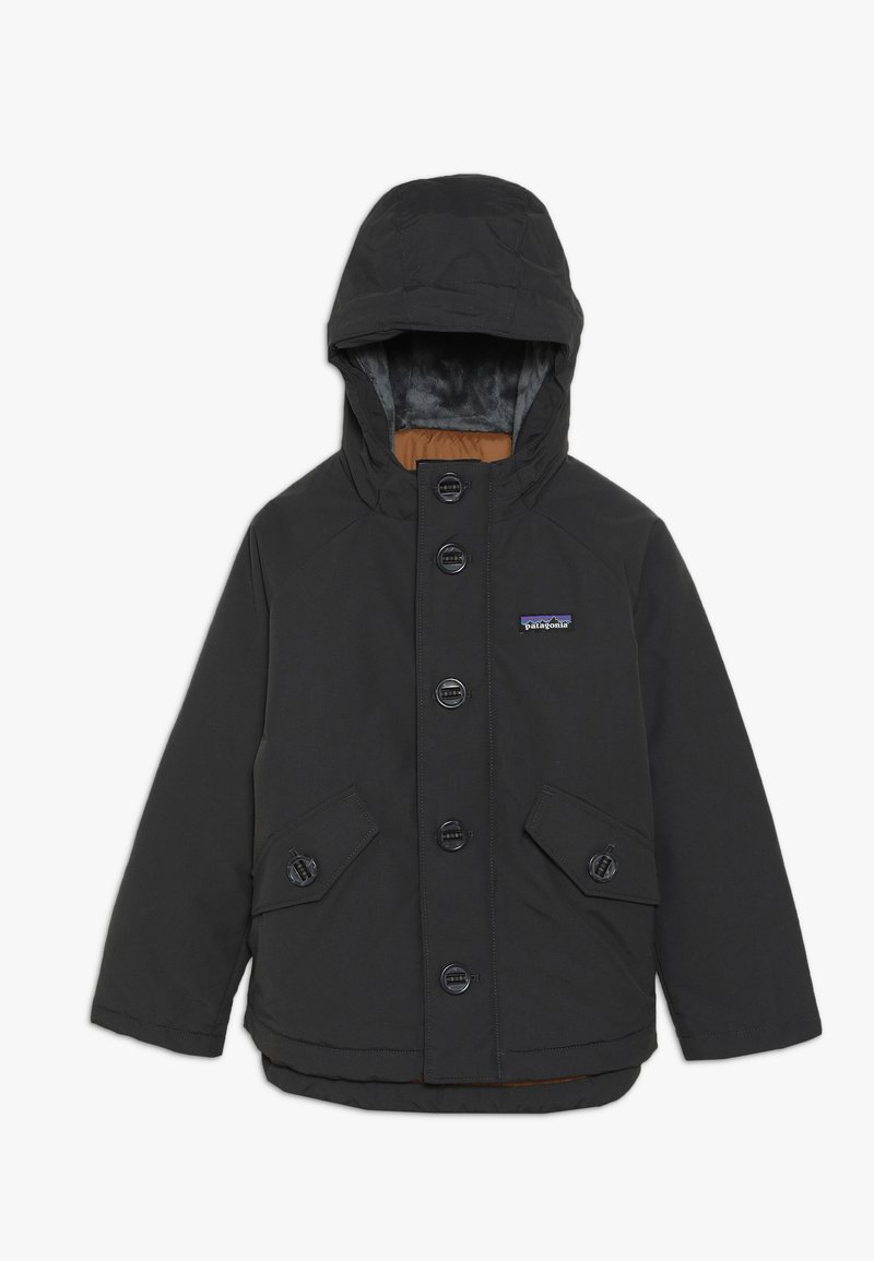 Patagonia - BOYS INSULATED ISTHMUS - Winter jacket - ink black