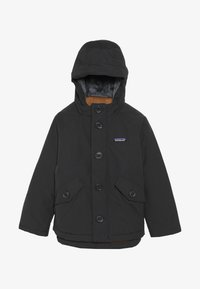 Patagonia - BOYS INSULATED ISTHMUS - Winter jacket - ink black - 3