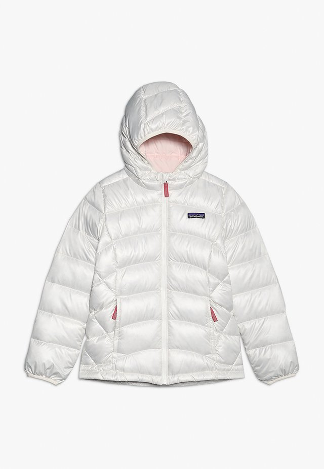 GIRLS - Daunenjacke - birch white/prima pink