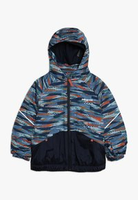 Patagonia - BABY SNOW PILE - Lyžařská bunda - woolly blue - 0