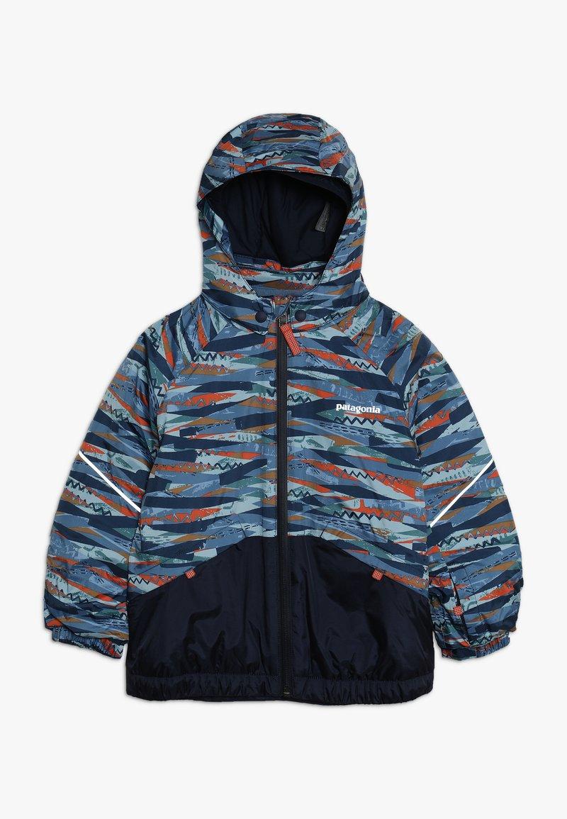 Patagonia - BABY SNOW PILE - Lyžařská bunda - woolly blue