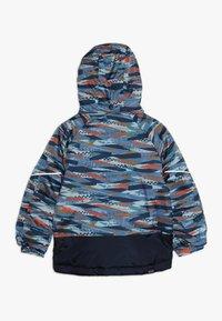 Patagonia - BABY SNOW PILE - Lyžařská bunda - woolly blue - 1