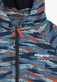 Patagonia - BABY SNOW PILE - Lyžařská bunda - woolly blue - 5