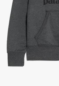 Patagonia - GRAPHIC HOODY  - Mikina skapucí - forge grey - 2