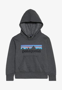 Patagonia - GRAPHIC HOODY  - Mikina s kapucí - forge grey - 3