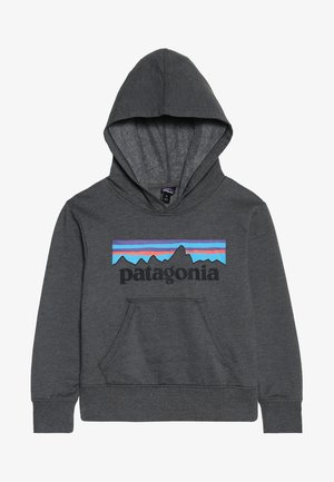 GRAPHIC HOODY  - Hoodie - forge grey