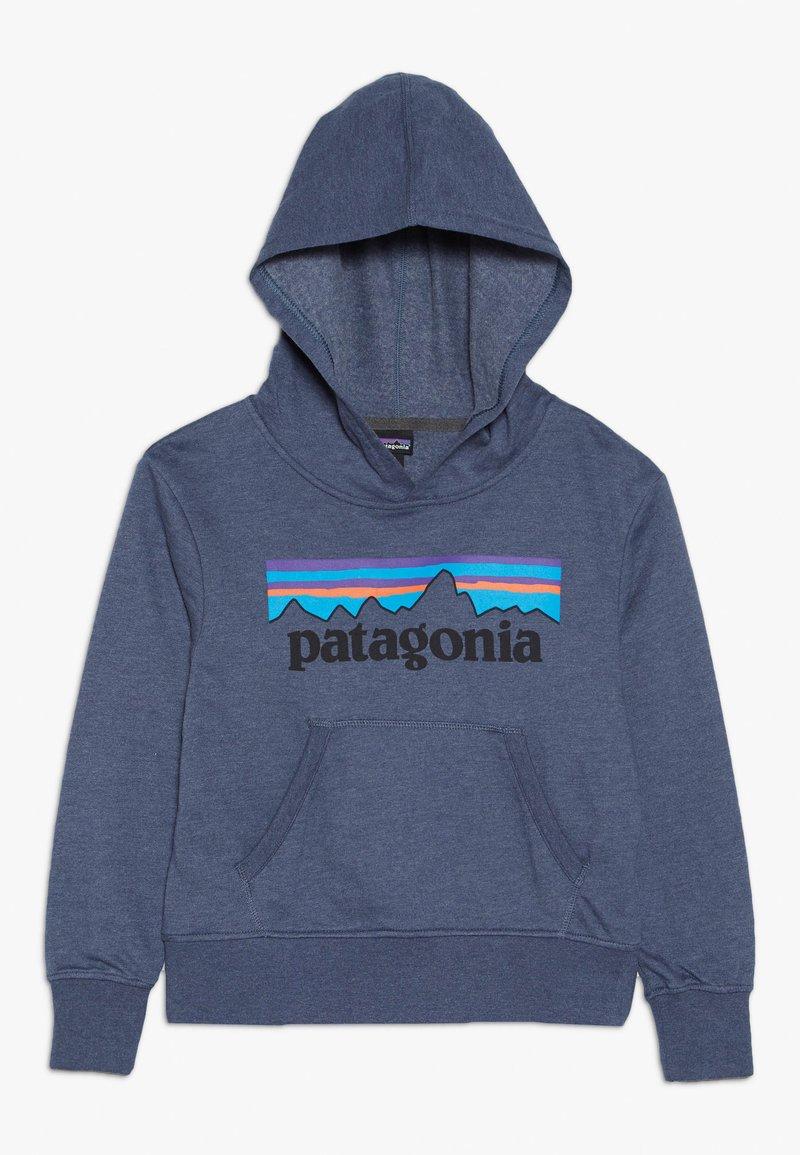 Patagonia - GRAPHIC HOODY  - Hoodie - dolomite blue