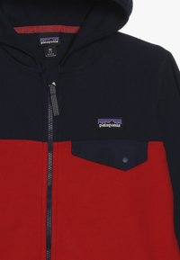 Patagonia - BOYS MICRO SNAP - Giacca in pile - fire - 3