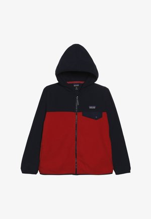 BOYS MICRO SNAP - Giacca in pile - fire