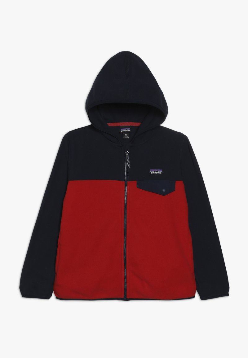 Patagonia - BOYS MICRO SNAP - Giacca in pile - fire