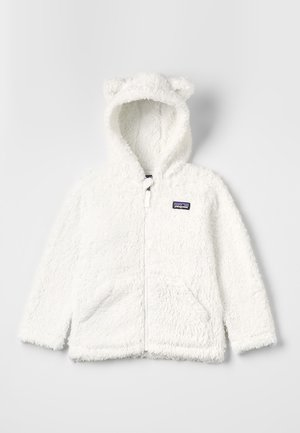 BABY FRIENDS HOODY - Outdoorjas - birch white