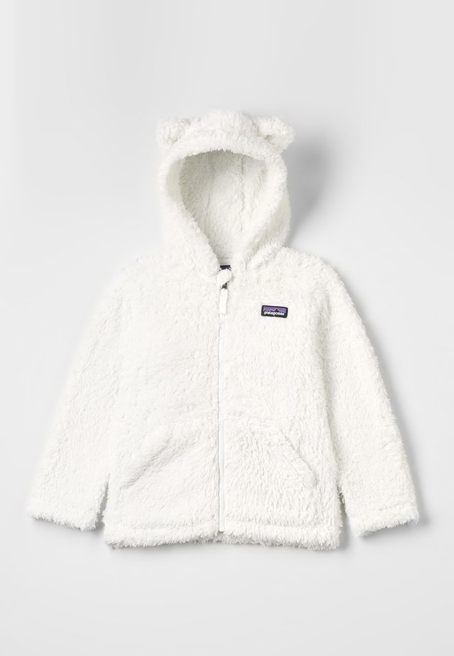 BABY FRIENDS HOODY - Outdoor jacket - birch white