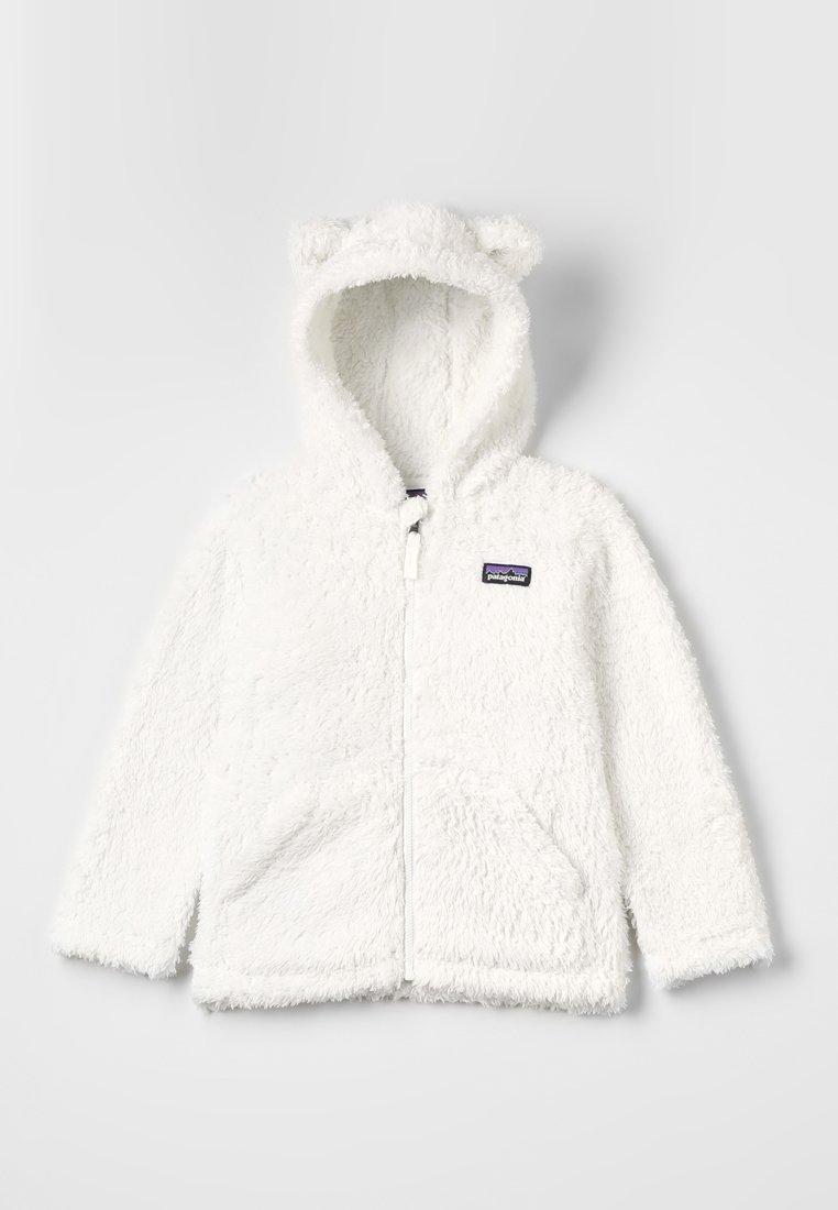 Patagonia - BABY FRIENDS HOODY - Outdoorová bunda - birch white
