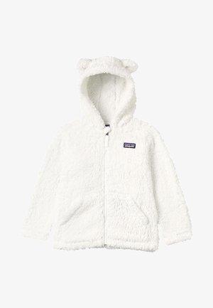 BABY FRIENDS HOODY - Outdoor jacket - birch white