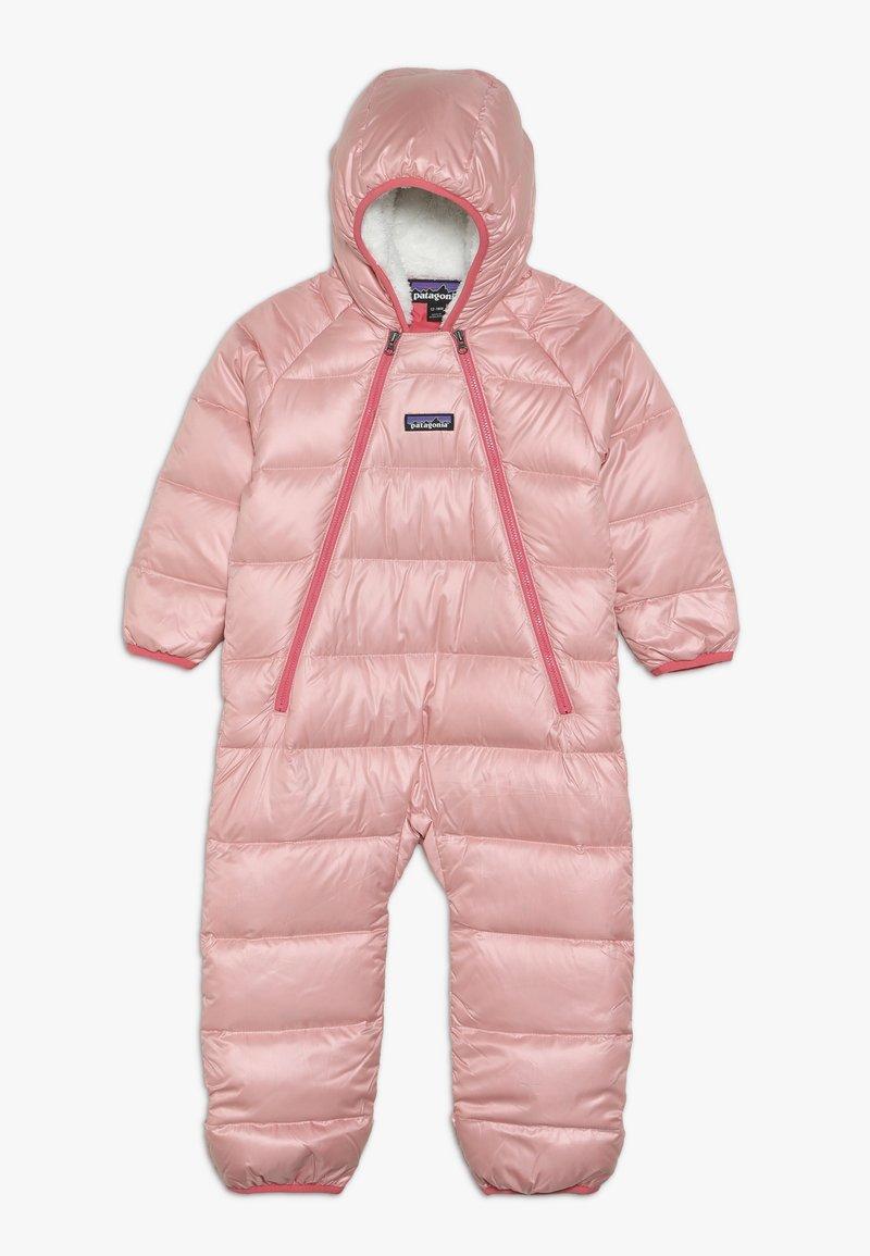 Patagonia - INFANT BUNTING - Skipak - rosebud pink