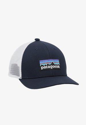 TRUCKER HAT - Kšiltovka - navy blue/white