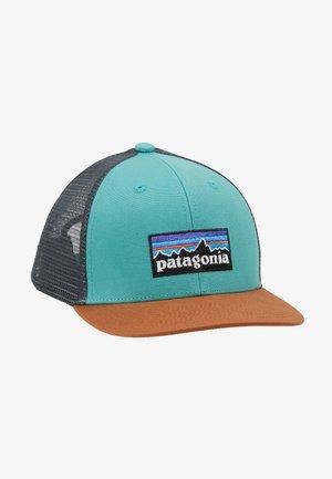 TRUCKER HAT - Cap - light beryl green/brown/dark green