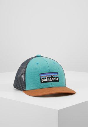 TRUCKER HAT - Kšiltovka - light beryl green/brown/dark green