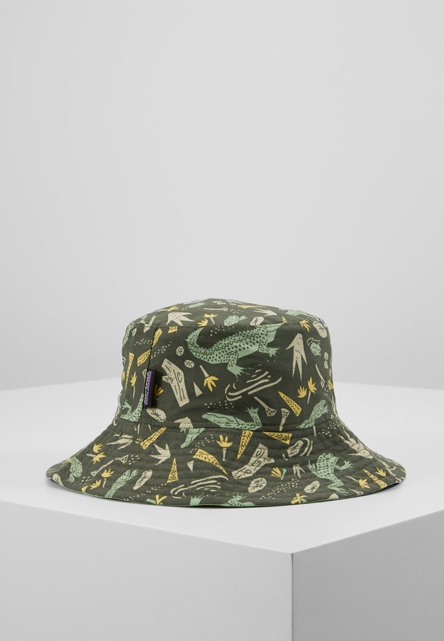 BABY SUN BUCKET HAT - Hoed - kale green
