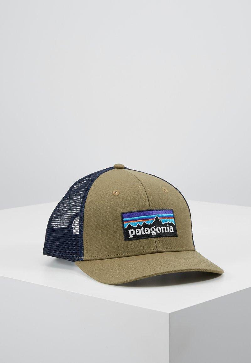 Patagonia - LOGO TRUCKER HAT - Kšiltovka - sage khaki