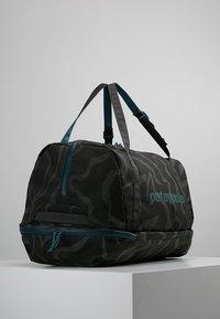 Patagonia - PLANING DUFFEL BAG 55L - Matkakassi -  ink black - 3