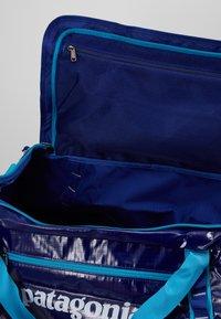 Patagonia - BLACK HOLE DUFFEL 55L - Sports bag - cobalt blue - 5