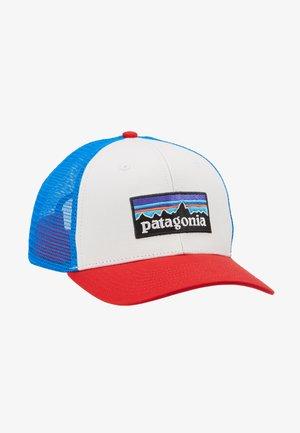 LOGO TRUCKER HAT - Keps - white