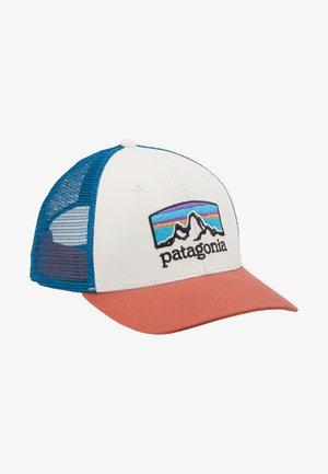 FITZ ROY HORIZONS TRUCKER HAT - Gorra - white