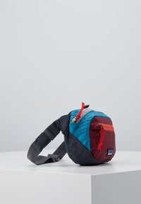 Patagonia - ULTRALIGHT BLACK HOLE MINI HIP PACK - Bum bag - patchwork: roamer red - 2