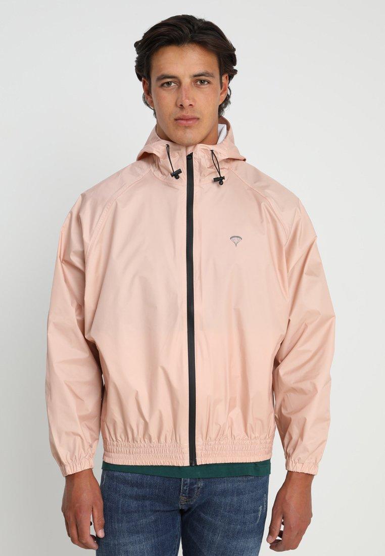 Packmack - PARACHUTE FULL ZIP - Leichte Jacke - porcelain pink