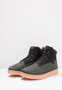 Park Authority - STATE SPORT  - Lace-up ankle boots - black - 2