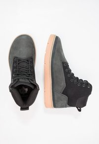 Park Authority - STATE SPORT  - Lace-up ankle boots - black - 1