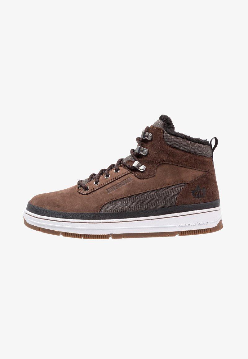 Park Authority - GK 3000  - Sneaker high - dark brown