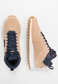 Park Authority - OAKLAND - Höga sneakers - dove - 1
