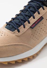 Park Authority - OAKLAND - Höga sneakers - dove - 5