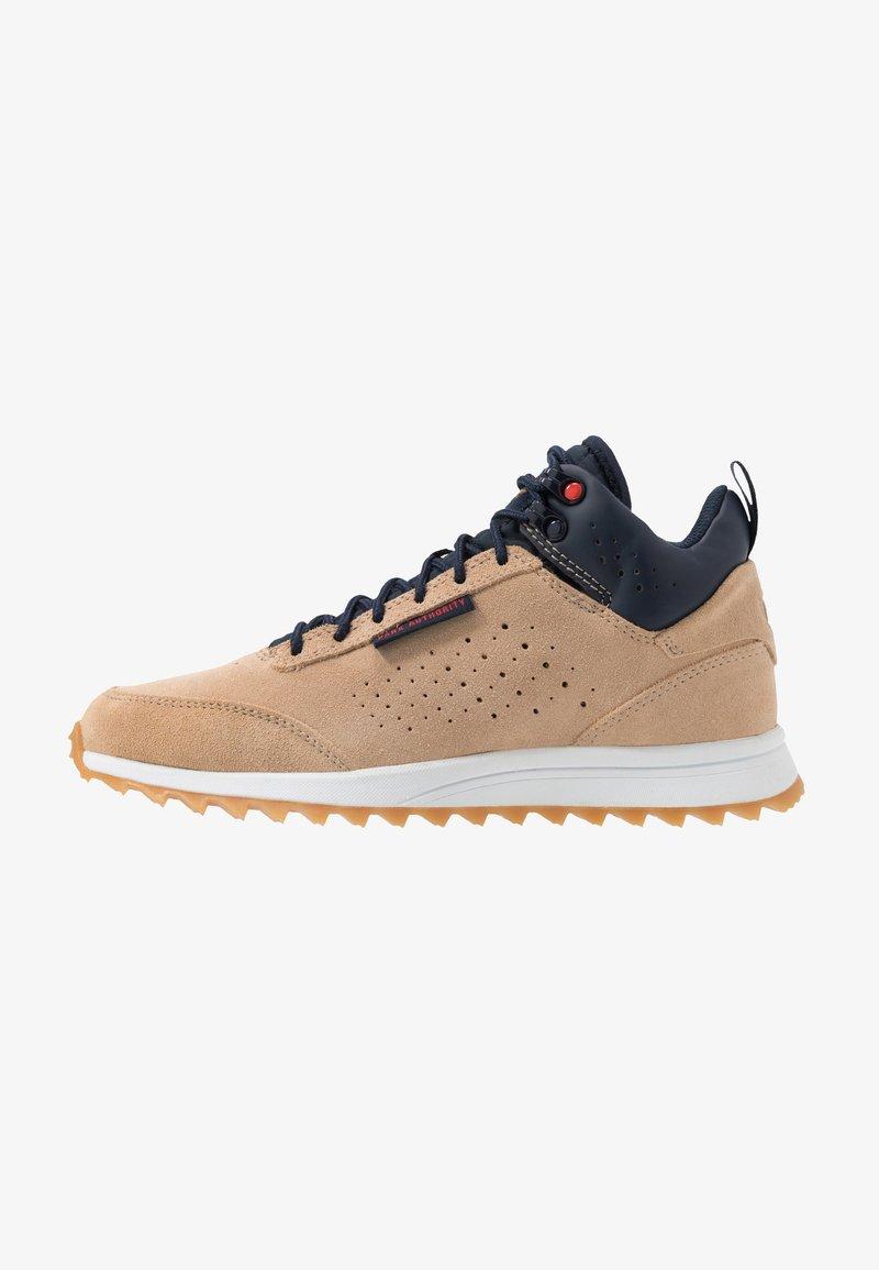 Park Authority - OAKLAND - Höga sneakers - dove