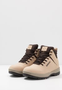 Park Authority - H1KE TERRITORY - Lace-up ankle boots - dove - 2