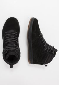 Park Authority - H1TOP - Höga sneakers - black - 1