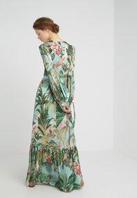 PatBo - PARADISE MAXI DRESS - Vestito lungo - blue - 2