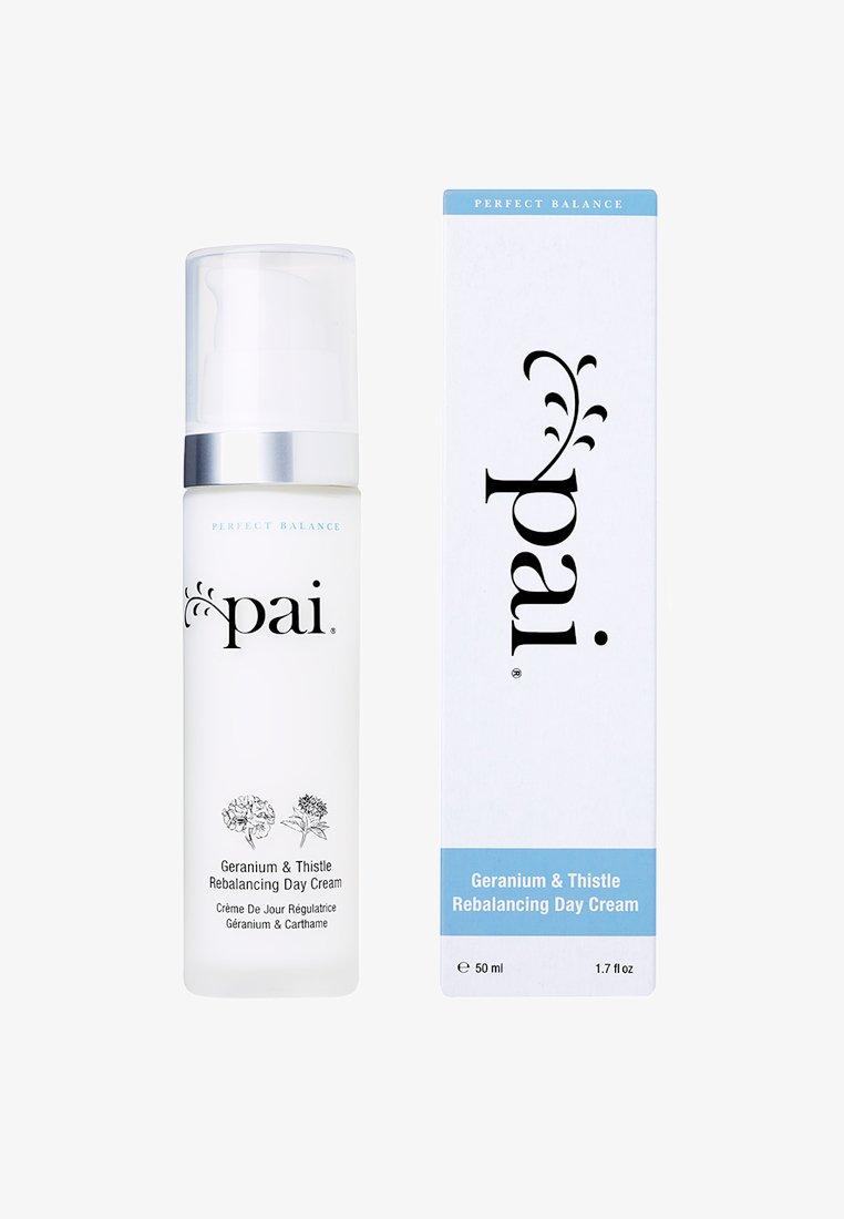 Pai skincare - GERANIUM & THISTLE REBALANCING DAY CREAM 50ML - Gesichtscreme - neutral