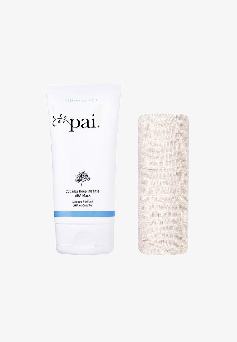 Pai skincare - COPAIBA DEEP CLEANSE AHA MASK 75ML - Gesichtsmaske - neutral
