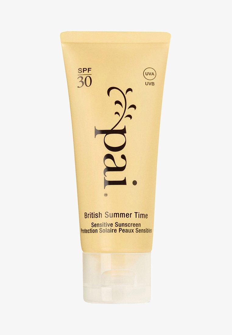 Pai skincare - BRITISH SUMMER TIME SENSITIVE SUNSCREEN - Zonnebrandcrème - yellow