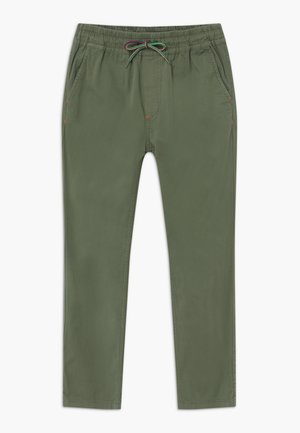 AGUSTO - Kalhoty - khaki