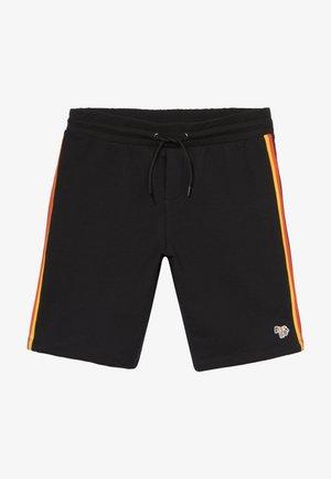 ATESSO - Pantalon de survêtement - black