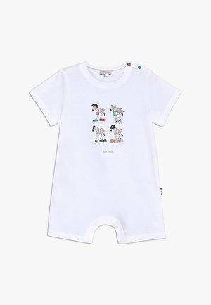 TORO - Tuta jumpsuit - white